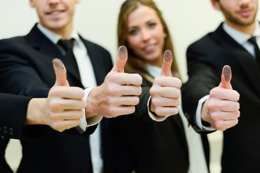 http://www.dreamstime.com/royalty-free-stock-images-business-team-holding-their-thumbs-up-image37716499